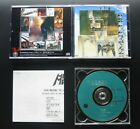 HITTMAN Vivas Machina 1993 JAPAN CD TECX-25264 OOP HAIR METAL MELODIC HARD ROCK