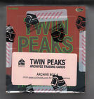 TWIN PEAKS Archives 2019 - Winner Gets a Factory Sealed Archive Box has an A