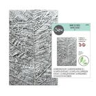 Leaf Veins 3D embossing Folder Tim Holtz Sizzix Craft Folders Leaves 664488