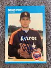 Nolan Ryan Cards, Rookie Cards and Autographed Memorabilia Guide 48