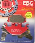 EBC Carbon X Brake Pads #FA377X Kymco/Kawasaki/Can-Am/Arctic Cat/Bombardier