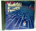 1989 Thrash Metal CD: Wrathchild America - Climbin' The Walls - Atlantic