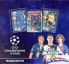 2019 20 Topps Match Attax UEFA Champions League Soccer HUGE 30 Pack Box-180 Card