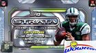 2013 Topps Strata Football Factory Sealed HOBBY Box+3 AUTOGRAPH RELIC ! Loaded!
