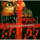 ANTHRAX: FISTFUL OF METAL / ARMED & DANGEROUS {CD}