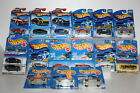 Hot Wheels Mustang GT Convertible Cobra Shelby Lot of 16 Cars VGC 1990 2009