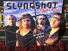 SLYNGSHOT HARRY Broken Glass CD hard rock auto'd 2000 private