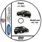 WORKSHOP MANUAL FORD FIESTA1.4 TDCI MY 2002 2004 SERVICE MANUAL REPAIR REPROM