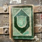 Antique Honore De Balzac DROLL STORIES English Version leather cover Book