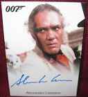 2016 Rittenhouse James Bond Archives Spectre Edition Trading Cards 25