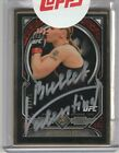 2017 Topps UFC Museum Collection MMA Cards 46