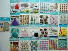 LOT of 25 Jolees Boutique EK Success Stickers Brand NEW VALUE OVER 75