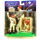 Mark McGwire 2000 Starting Lineup St. Louis Cardinals Commemorative Sealed MLB