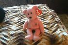 Beanie Babies Ty Mum Pink bear 2001 new with tags,