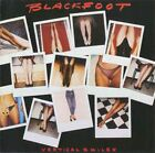 Blackfoot ‎– Vertical Smiles (US CD)