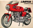 HELLER 1/8 MODEL KIT MOTORCYCLE LAVERDA 750 SUPER SPORT COMPETITION VERY RAAAARE