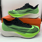Nike Zoom Fly 3 Electric Green Black White Running Shoe AT8240 300 Mens Size