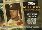 2010 Topps Million Card Giveaway Tips 12