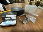Claude Pascal Uhr Stainless Steel 5ATM Water Resistant Saphir Nr. 2481445 Ovp