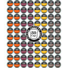 COPPER MOON COFFEE K CUPS VARIETY PACK 80 COUNT