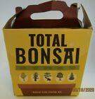 total bonsai starter kit 5 types of tree seeds to grow new