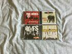 THE HIVES x4 CD ALBUM LOT TYRANNOSAURUS BLACK AND WHITE BARELY LEGAL YOUR NEW