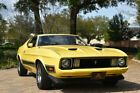 1973 Ford Mustang Mach 1, 18k Actual Miles, 1 Owner Amazing 73 Ford Mustang Mach1, 18k Original Miles,Documented 1 owner paper work