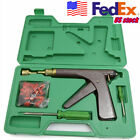 Practical Air Pressure Tire Plugger Tubeless Tire Wheel Repair Plug Gun Car USA
