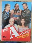 A-TEAM A TEAM TOPPS WAX BOX 36 PACKS FULL BOXE 1983 ! MR T AWESOME !! LOOK
