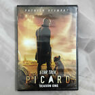 Star Trek: Picard Season 1 ( 3-Disc DVD ) 2020 new tv Fast Shipping US Seller
