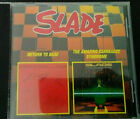 SLADE - Returne to Base & The Amazing Kamikadze Syndrome, 2 Albums in 1 CD