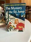 RARE Nancy Drew First edition 2nd P Mystery at the Ski Jump 1952 Nice Condition