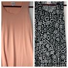 LuLaRoe Dani Large Lot Of 2 New With Tags
