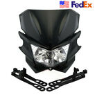 12V 35W H4 Street Fighter Headlight Headlamp Fairing For KAWASAKI YAMAHA SUZUKI