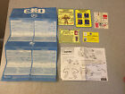 Exo Squad Vintage File Cards Instructions ID Lot RARE 1993 Colleen OReilly +