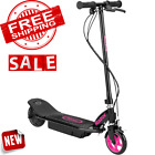 SCOOTER ELECTRIC RAZOR 2 WHEELS Kids Teens Glider Rechargeable Boys Girls Riding