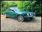 LARGER PHOTOS: Jaguar S Type 4.2 V8. For Recommissioning/Spares/Repair.