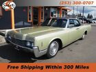 1966 Lincoln Continental  Green for $50000 dollars