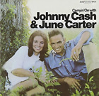 CASH,JOHNNY / CASH,JUNE CARTER-CARRYIN ON ON WITH JOHNNY CASH & JUNE CART CD NEW