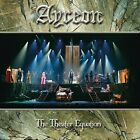 AYREON-THEATER EQUATION (W/DVD) (DIG) CD NEW