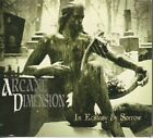 Arcane Dimension - In Ecstasy & Sorrow (CD, 2005) Gothic Metal