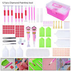 Complete 5D DIY Diamond Painting Cross Stitch Tool and Accessories Kits
