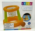 Intex Game Pool Mini Basketball Time Floating Hoops 265in x 21in For 3+