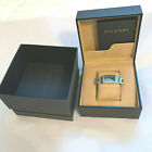 BVLGARI Rettangolo Ladies Silver  WATCH with Box and Manual