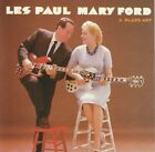 Les Paul & Mary Ford - A Class Act (CD, 1997, Sony) Guitar Legend