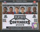 Top 50 Singles from 2009 Playoff Contenders Football 7