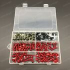 For Honda CBR250R GROM/MSX125 CB600F CBR600F Complete Fairing Bolt Kit Screws