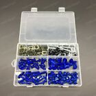 For Kawasaki Ninja 400/R 650R/ER-6F/ER-6N Duke Complete Fairing Bolt Kit Screws
