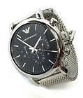 Emporio Armani Men's Chronograph Watch with Quartz Movement AR1808