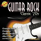 Guitar Rock: Classic 70s -Various Artists (USED CD, Apr-2002, Flashback Records)